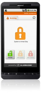 Android App: Commercial Security Cameras